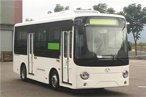 友谊ZGT6669公交车