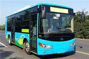 友谊ZGT6820公交车