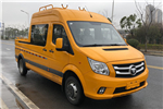 一汽CA5040XGC31工程车(柴油国六6-9座)