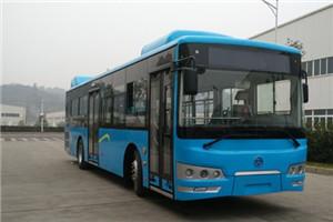 奇瑞万达WD6115公交车