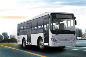 奇瑞万达WD6850公交车