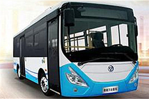奇瑞万达WD6815公交车