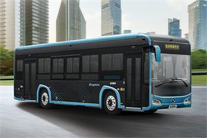 金龙地铁巴士XMQ6115公交车