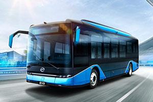 比亚迪B10公交车