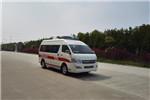 九龙HKL5032XJHQE救护车(汽油国五3-7座)