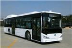 广西申龙HQK6129PHEVNG插电式公交车(天然气/电混动国五19-45座)