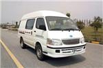 南京金龙NJL5032XXYBEV6厢式运输车(纯电动2-5座)