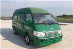 南京金龙NJL5031XYZBEV邮政车(纯电动2座)