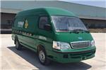 南京金龙NJL5032XYZBEV邮政车(纯电动2座)