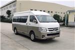 九龙HKL6540G4H客车(汽油国四10-14座)