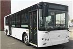 建康NJC6105GBEV8公交车(纯电动14-36座)