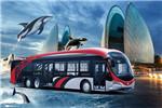 银隆CAT6146CRBEV公交车(纯电动24-52座)
