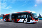 银隆CAT6180DRBEVT1铰接公交车(纯电动26-40座)