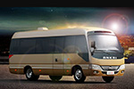安凯HFF6700KQE4FB3客车(汽油国四10-23座)