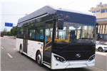 金龙XMQ6850AGFCEV4公交车(氢燃料电池15-30座)
