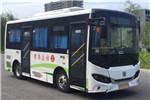 中车电动TEG6661BEV03公交车(纯电动10-22座)