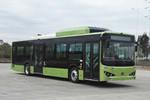 广汽比亚迪GZ6122LGEV1低入口公交车(纯电动18-38座)