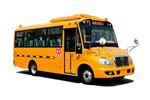 华新HM6706XFD6XS小学生专用校车(柴油国六30-37座)