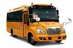 华新HM6760XFD5JS小学生专用校车(柴油国五33-41座)