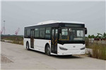 宏远KMT6109GBEV9公交车(纯电动19-39座)