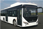万向WXB6100GEV8低入口公交车(纯电动21-36座)