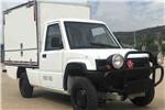 昆明KK5010XBWEV01保温车(纯电动2座)