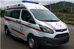 昆明KK5042XJH01救护车(柴油国六4-7座)
