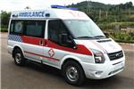 昆明KK5044XJH01救护车(柴油国六4-8座)