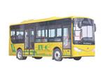 昆明KK6100G03CHEV插电式公交车(柴油/电混动国五10-36座)