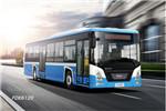 五龙FDE6100PBABEV13低入口公交车(纯电动17-36座)