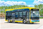 国泰JYB6100BEV低入口公交车(纯电动14-29座)