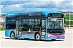 国泰JYB6850BEV02公交车(纯电动15-30座)