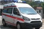 乐达LSK5030XJH1救护车(汽油国五3-8座)