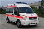乐达LSK5040XJH3救护车(柴油国五3-7座)