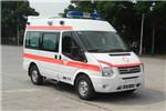 乐达LSK5040XJH4救护车(柴油国五3-9座)