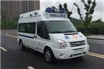乐达LSK5040XJH5救护车(柴油国五3-9座)