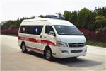 中宜JYK5030XJHQE救护车(汽油国五3-8座)