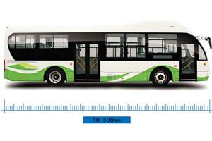沂星SDL6100公交车