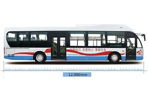 沂星SDL6120公交车