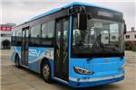 中植CDL6850URBEV2公交车(纯电动14-27座)