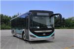 海格KLQ6106GAEVN5C公交车(纯电动21-40座)
