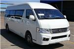 金旅XML6609J26客车(柴油国六10-17座)