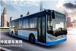 中宜JYK6102GBEV2公交车(纯电动21-37座)