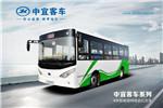 中宜JYK6803GBEV5公交车(纯电动13-26座)