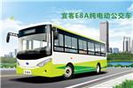 中宜JYK6800GBEV3公交车(纯电动15-27座)