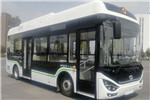 蜀都CDK6851CFCEV01公交车(氢燃料电池17-19座)