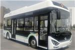 蜀都CDK6851CFCEV02公交车(氢燃料电池17-19座)