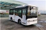 福田欧辉BJ6600EVCA公交车(纯电动10-15座)