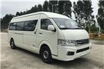 金龙XMQ6600BED6客车(柴油国六10-18座)