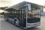 金龙XMQ6106AGBEVL35公交车(纯电动19-40座)
